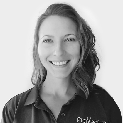 Kristi Fawcett, Physiotherapist